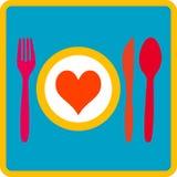 Heure de dîner Image stock