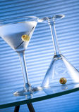 Heure de Martini image libre de droits