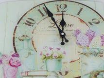 Heure de vintage le 12h Photo stock