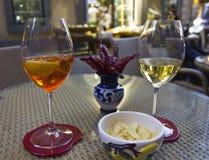 Heure heureuse à Amalfi Image stock