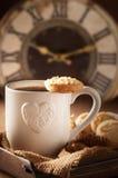 Heure pour le café Image stock