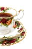 Heure pour le thé Image libre de droits
