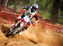 24 HEURES DE MOTOCROSS DE RACE DE RÉSISTANCE Photographie stock