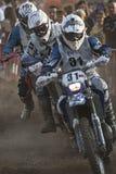 24 heures de motos de résistance. Lliça D'Amunt Images stock