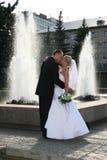 Heureux marié photo libre de droits
