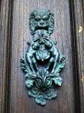 Heurtoir de trappe de luxe antique Photo libre de droits