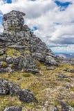 Heuvel Royalty-vrije Stock Afbeeldingen