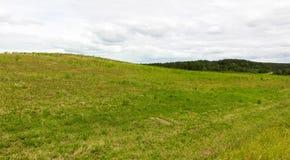 Heuvelig gebied stock fotografie