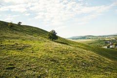 Heuvels Royalty-vrije Stock Afbeeldingen