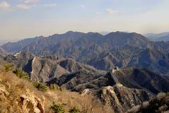 Heuvels van Badalin royalty-vrije stock afbeelding