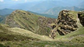Heuvels van Uttarakhand, India royalty-vrije stock afbeeldingen