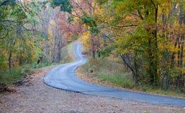 Heuvels van West-Virginia royalty-vrije stock afbeelding