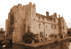 Hever Castle Stock Photo