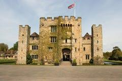 Hever Castle. Kent, United Kingdom - childhood home of Anne Boylen Stock Photography