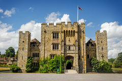 Hever Castle in England Stock Image