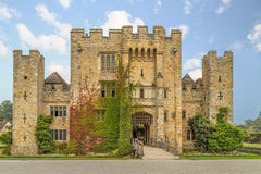 Hever Castle front Royalty Free Stock Images