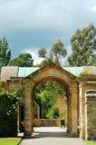 Hever castle garden Hever England Stock Images