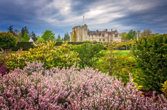Hever Castle and gardens in Kent Royalty Free Stock Photography