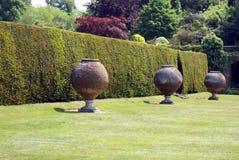 Hever castle Italian garden, Kent, England Royalty Free Stock Images