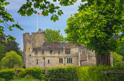 Hever Castle in Kent Stock Image