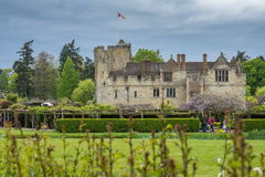 Hever Castle in Kent Royalty Free Stock Photos
