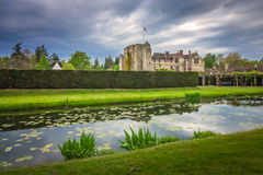 Hever Castle in Kent Stock Photography