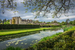 Hever Castle in Kent Royalty Free Stock Photo