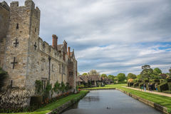 Hever Castle in Kent Stock Images