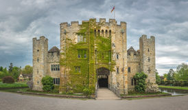 Hever Castle in Kent Stock Photo