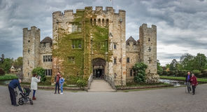 Hever Castle in Kent Royalty Free Stock Images