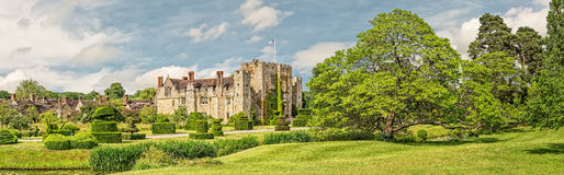 Hever Castle in Kent, England Stock Photography
