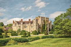 Hever Castle in Kent, England Royalty Free Stock Images