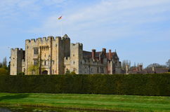 Hever Castle in Kent England Stock Images