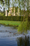 Hever Castle in Kent England Stock Image