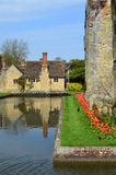 Hever Castle in Kent England Royalty Free Stock Photography