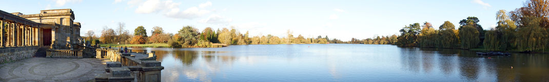Hever Castle Lake Stock Photography