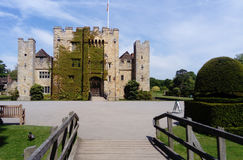 Hever Castle stock photography