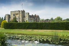 Hever castle Stock Photos