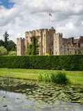 HEVER, KENT/UK - JUNE 28 : View of Hever Castle on a Sunny Summe Stock Photos
