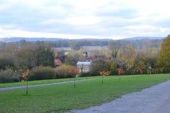 Hever-Schloss stockbilder