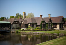 Hever Schloss, Kent, Großbritannien Lizenzfreie Stockfotografie