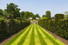 Hever trädgårdar arkivfoton