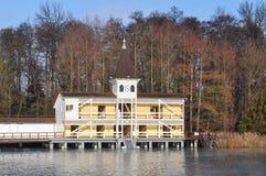 Heviz lake Royalty Free Stock Images