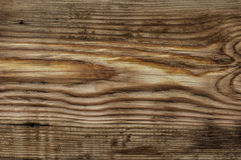 Hewed pine boards Royalty Free Stock Photography