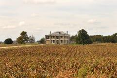 Hewitt dom (Teksas piły łańcuchowej masakry filmu lokacja) Obraz Stock