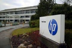 Hewlett Packard Stockbilder