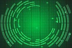 Hex codes background Stock Photo