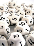 Hex Dice royalty free stock photo