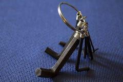 Hex Keys Royalty Free Stock Photography
