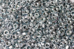 Free Hex Nuts Royalty Free Stock Photography - 94493067